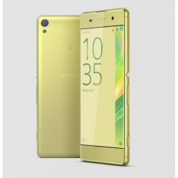 Smartphone XPERIA XA Lime Gold Blu- sony - monclick.it