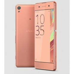 Smartphone Xperia XA Rose Gold Blu- sony - monclick.it