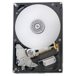 """Disque dur interne Fujitsu - Disque dur - 2 To - échangeable à chaud - 2.5"""" - SATA 6Gb/s - 7200 tours/min - pour PRIMERGY BX2560 M1, BX2560 M2, RX1330 M2, RX2530 M2, RX2540 M2, TX1330 M2, TX2560 M2"""