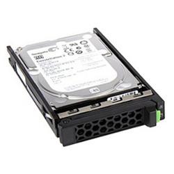 """Disque dur interne Fujitsu enterprise - Disque dur - 1.2 To - échangeable à chaud - 2.5"""" - SAS 12Gb/s - 10000 tours/min - mémoire tampon : 128 Mo - pour PRIMERGY RX1330 M2, RX2510 M2, RX2530 M2, RX2540 M2, TX1330 M2, TX2560 M1, TX2560 M2"""