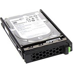 """Disque dur interne Fujitsu enterprise - Disque dur - 300 Go - échangeable à chaud - 2.5"""" (dans un support de 3,5"""") - SAS 12Gb/s - 10000 tours/min - mémoire tampon : 128 Mo - pour PRIMERGY RX1330 M2, RX2510 M2, RX2530 M2, RX2540 M2, TX1330 M2, TX2560 M1, TX2560 M2"""