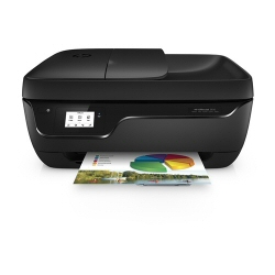 Imprimante  jet d'encre multifonction HP - HP Officejet 3834 All-in-One -...