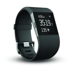 Smartwatch Fitbit - Surge Black S