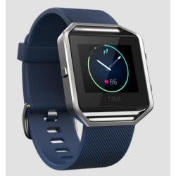 Smartwatch Fitbit - Blaze Blue S