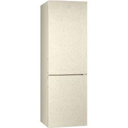 Réfrigérateur Smeg FC34MPNF1 - Réfrigérateur/congélateur - pose libre - largeur : 59.5 cm - profondeur : 63.3 cm - hauteur : 185.5 cm - 318 litres - congélateur bas - classe A+ - effet marbré