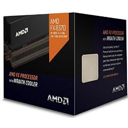 Processore Gaming Amd - Fx 8370 4.3ghz black