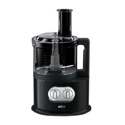 Robot de cuisine Braun IdentityCollection FP 5150 - Robot multi-fonctions - 1000 Watt - noir
