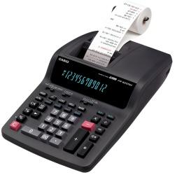 Calculatrice Casio FR-620TEC - Calculatrice avec imprimante - VFD - 12 chiffres - adaptateur CA, pile de sauvegarde mémoire