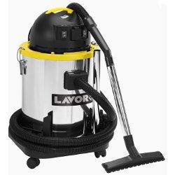 Bidone aspiratutto Lavor - Aspirapolvere aspiraliquidi gb50xe