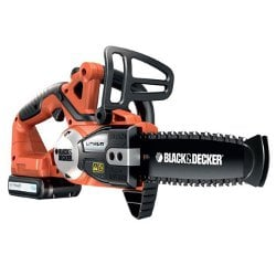 Sega da giardino Black and Decker - Gkc1820l20