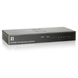 Switch Digital Data - 8-port gigabit switch