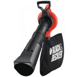 Black & Decker GW3030 - Aspirateur de jardin/souffleur de feuilles - électrique - 3 kW - 840 m³/h - 418 km/h - 3.7 kg