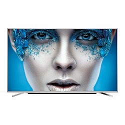 "TV LED Hisense H55M7000 - Classe 55"" TV LED - Smart TV - 4K UHD (2160p) - local dimming - argenté(e)"