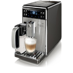 Macchina da caffè Saeco - Hd8997/01 gran baristo avanti