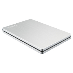 Hard disk esterno STOR.E SLIM FOR MAC 500GB SILVER