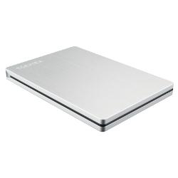 Foto Hard disk esterno STOR.E SLIM FOR MAC 1TB SILVER Toshiba