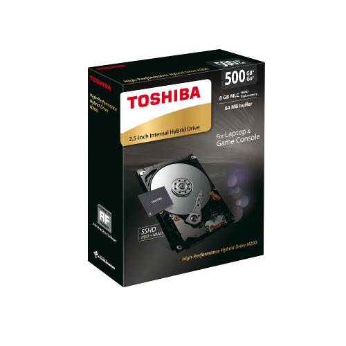 Toshiba - H200 HIGH-PERFORMANCE