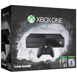 Console Microsoft - XBOXONE 1TB RISE OF THE TOMB RAIDER