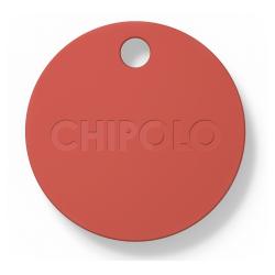 Chipolo Plus - Balise de sécurité sans fil - rouge corail