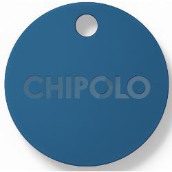 Chipolo Plus - Balise de sécurité sans fil - Bleu océan