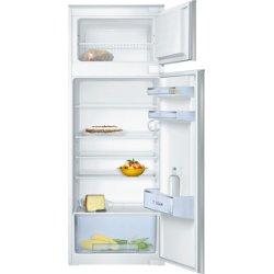 Réfrigérateur encastrable Bosch KID26V21IE - Réfrigérateur/congélateur - intégrable - niche - largeur : 56 cm - profondeur : 55 cm - hauteur : 145 cm - 229 litres - congélateur haut - classe A+