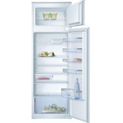 Réfrigérateur intégrable Bosch Serie 4 KID28A30 - Réfrigérateur/congélateur - intégrable - niche - largeur : 56 cm - profondeur : 55 cm - hauteur : 158 cm - 255 litres - congélateur haut - Classe A++