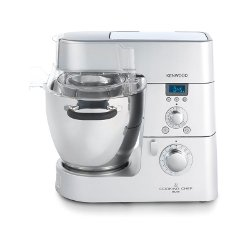 Robot pâtissier Kenwood Cooking Chef KM082 - Robot multi-fonctions - 1500 Watt - argenté(e)