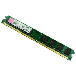 Memoria RAM Kingston - Kvr800d2n6/2g