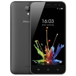 """Smartphone Hisense L675 - Smartphone - double SIM - 4G LTE - 8 Go - microSDXC slot - GSM - 5"""" - 1 280 x 720 pixels - IPS - 8 MP (caméra avant de 5 mégapixels) - Android"""