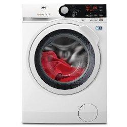 Lave-linge AEG LAVAMAT 7000 Series L7FBE841 - Machine à laver - pose libre - chargement frontal - 8 kg - 1400 tours/min - blanc