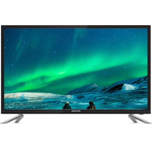 UNITED - TV LED 32  HD 3HDMI 1USB HEVC DVBS2