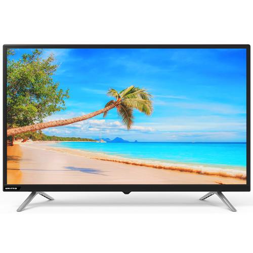 UNITED - TV LED 32  HD 2HDMI 1USB HEVC DVBS2