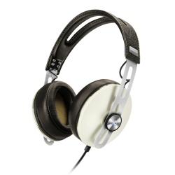 Foto Cuffia con microfono Momentum 2.0 Around-Ear Ivory Sennheiser Cuffie e auricolari con cavo