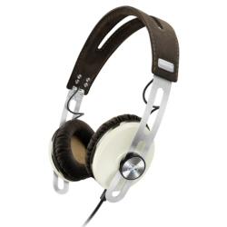 Sennheiser MOMENTUM On-Ear G (M2) - Casque avec micro - sur-oreille - 3.5 mm plug - ivoire
