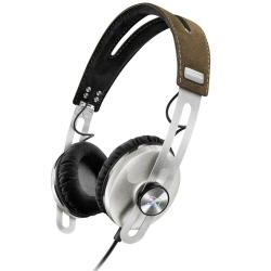 MOMENTUM 2.0 ON-EAR SILVER