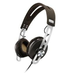 Sennheiser MOMENTUM On-Ear I (M2) - Casque avec micro - sur-oreille - jack 3,5mm - brun