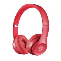 Beats Solo2 - Royal Edition - casque avec micro - sur-oreille - jack 3.5mm - rose p�le - pour 12.9-inch iPad Pro; 9.7-inch iPad Pro; iPad (3rd generation); iPad 1; 2; iPad Air; iPad Air 2; iPad mini; iPad mini 2; 3; 4; iPad with Retina display; iPhone 3G, 3GS, 4, 4S, 5, 5c, 5s, 6, 6 Plus, 6s, 6s Plus, SE; iPod (4G, 5G); iPod classic; iPod mini; iPod nano; iPod shuffle; iPod touch