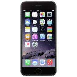 """Smartphone Apple iPhone 6s - Smartphone - 4G LTE Advanced - 16 Go - TD-SCDMA / UMTS / GSM - 4.7"""" - 1334 x 750 pixels (326 ppi) - Retina HD - 12 MP (caméra avant de 5 mégapixels) - gris"""