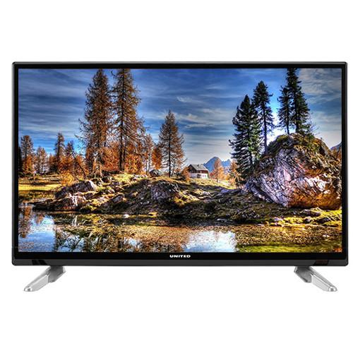 UNITED - TV LED 24  HD 1HDMI 1USB HEVC UNITE