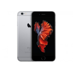 Smartphone iPhone 6s Plus Space Grey 32 GB Single Sim Fotocamera 8 MP