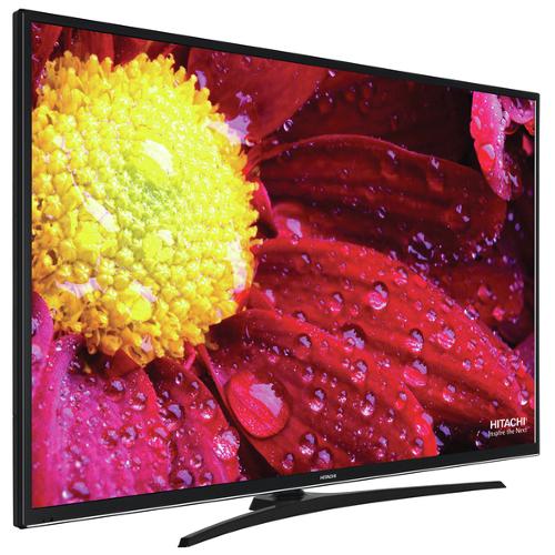 Hitachi - TV LED 55 UHD 3HDMI F.HOTEL HEVC DV