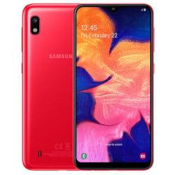 Smartphone Galaxy A10 Red 32 GB Dual Sim