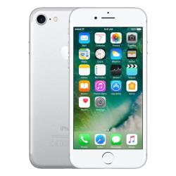 Smartphone ricondizionato iPhone 7 Silver 128 GB Single Sim Fotocamera 12 MP