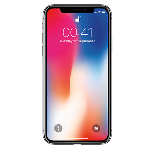 Apple - IPHONEX 64GB SPACE GREY EUROPE