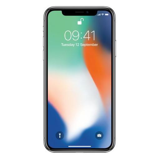 Apple - IPHONEX 64GB SILVER EUROPE