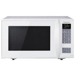 Micro ondes Panasonic NN-K354WMEPG - Four micro-ondes grill - pose libre - 23 litres - 800 Watt - blanc