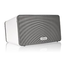 Enceinte multiroom Sonos PLAY:3 - Haut-parleur - sans fil - 2 voies - blanc