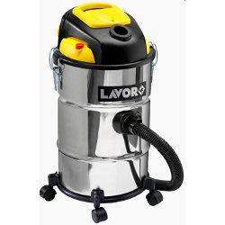 Bidone aspiratutto Lavor - Aspiracenere/polvere/liquidi poker
