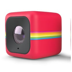 Action cam Cube+ wifi lifestyle red - polaroid - monclick.it