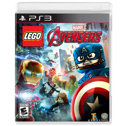 Videogioco Warner bros - LEGO Marvel's Avengers PS3